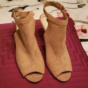 Forever 21 Mule heels